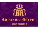 Логотип Бизнес-отель