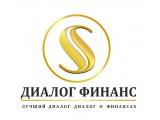 Логотип Диалог Финанс, ООО